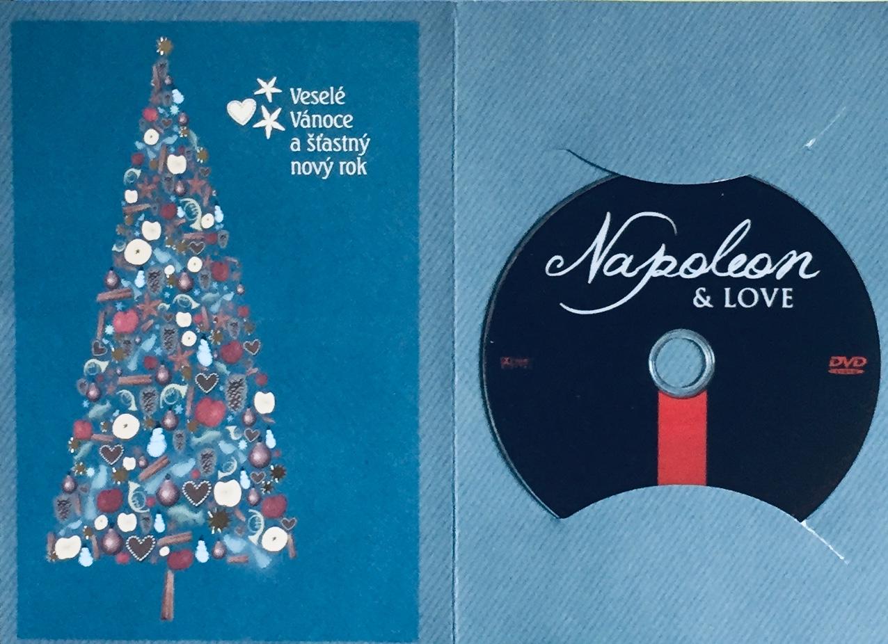 Napoleon a jeho lásky 5 - DVD /dárkový obal/