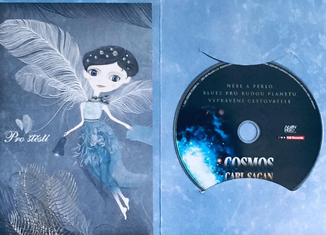 Cosmos Carl Sagan - Disk 2 - DVD /dárkový obal/