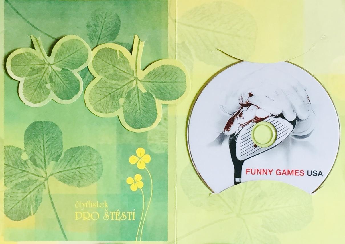 Funny Games USA - DVD /dárkový obal/