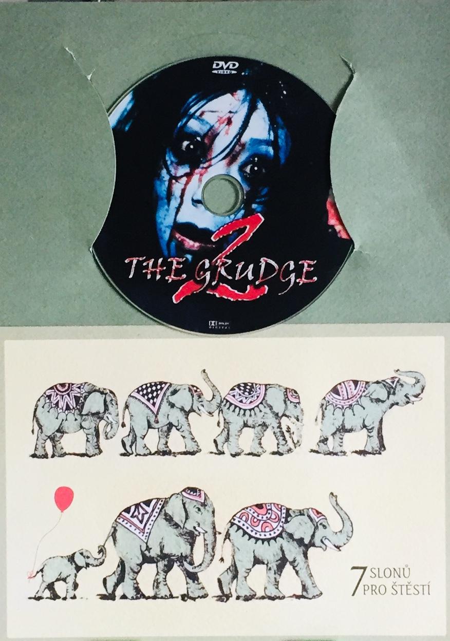 The Grudge 2 / Smrtící nenávist 2 - DVD /dárkový obal/