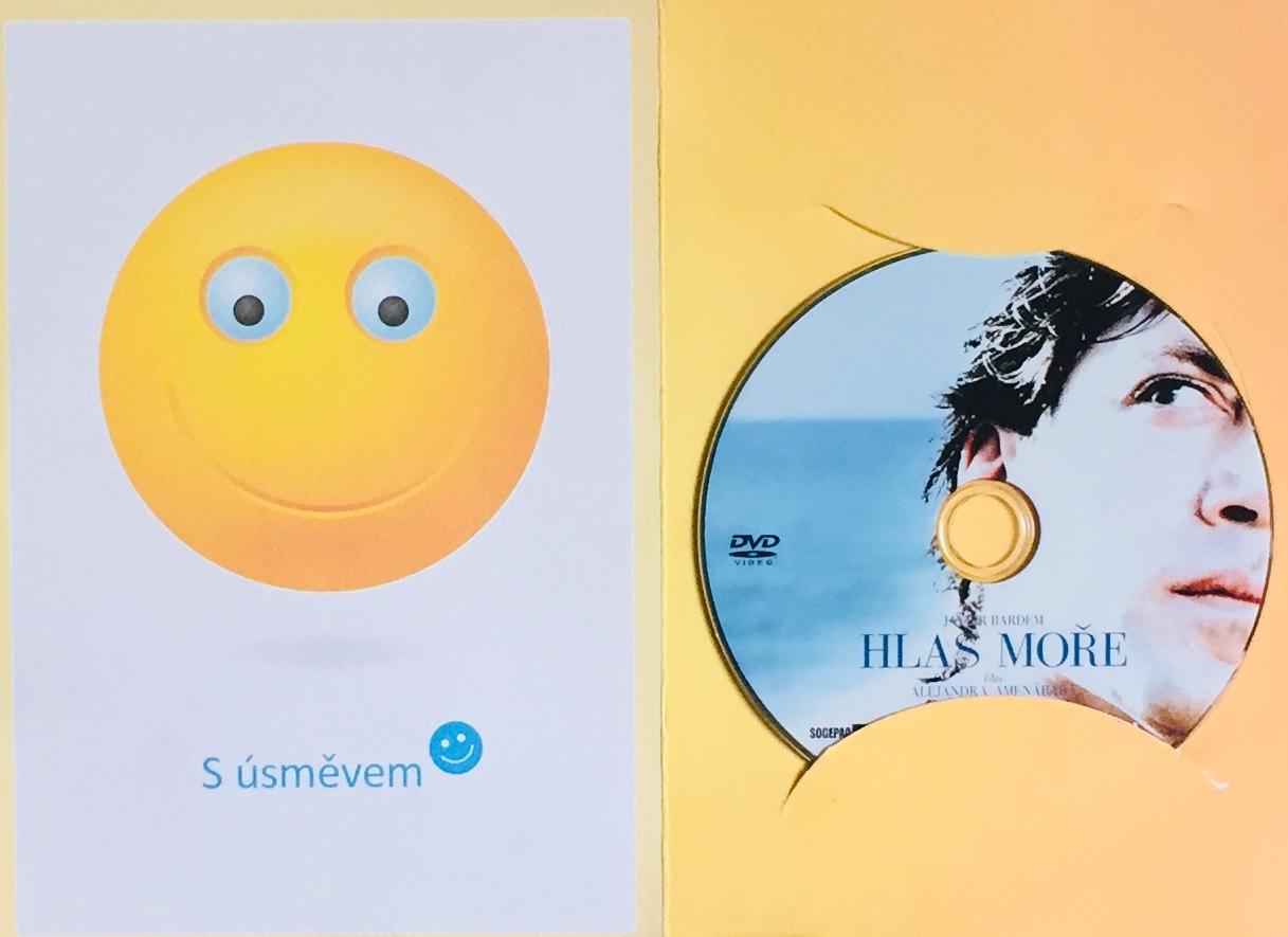 Hlas moře - DVD /dárkový obal/