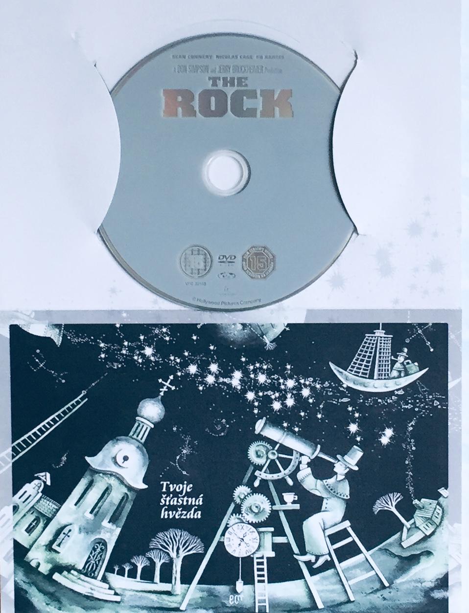 The Rock / Skála - DVD /dárkový obal/