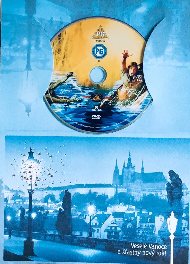 The Crocodile Hunter / Lovec krokodýlů - DVD /dárkový obal/