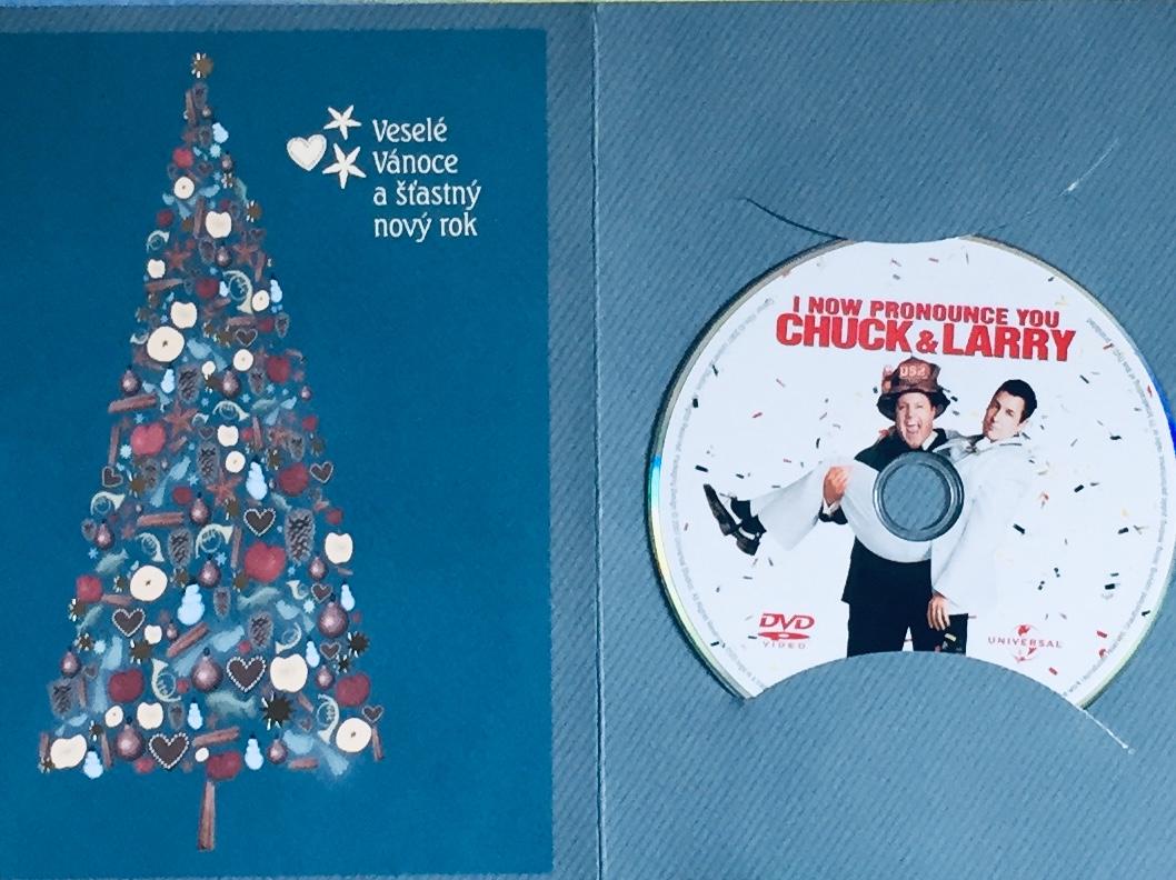 I Now Pronounce You Chuck & Larry / Když si Chuck bral Larryho - DVD /dárkový obal/