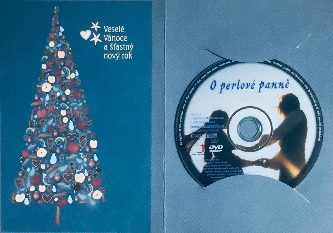 O perlové panně - DVD /dárkový obal/