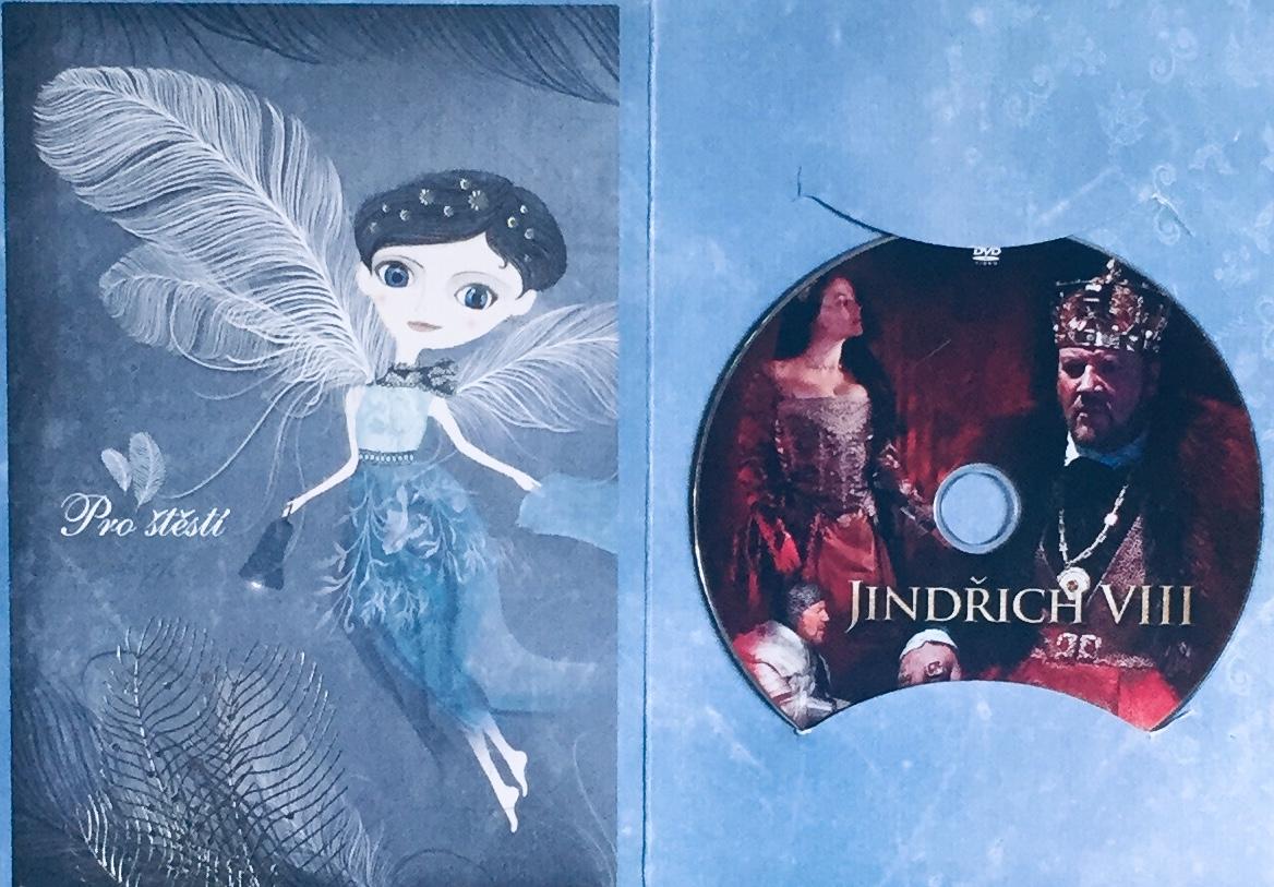Jindřich VIII - DVD /dárkový obal/