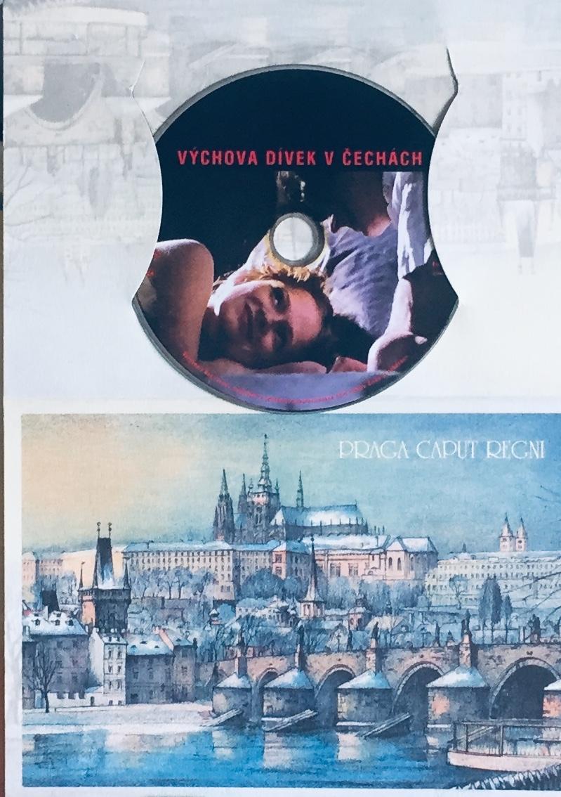 Výchova dívek v Čechách - DVD /dárkový obal/