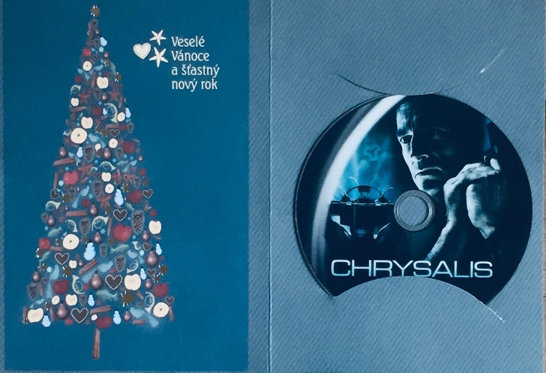 Chrysalis - DVD /dárkový obal/