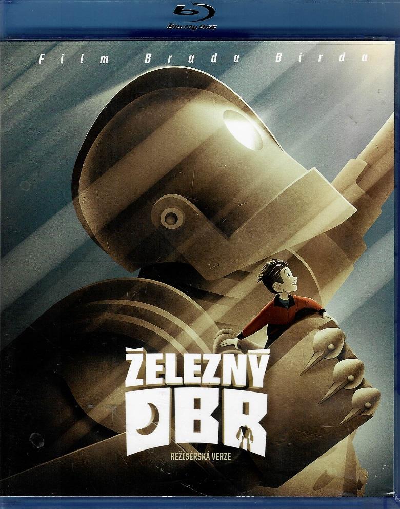 Železný obr: Režisérská verze (Blu-ray)