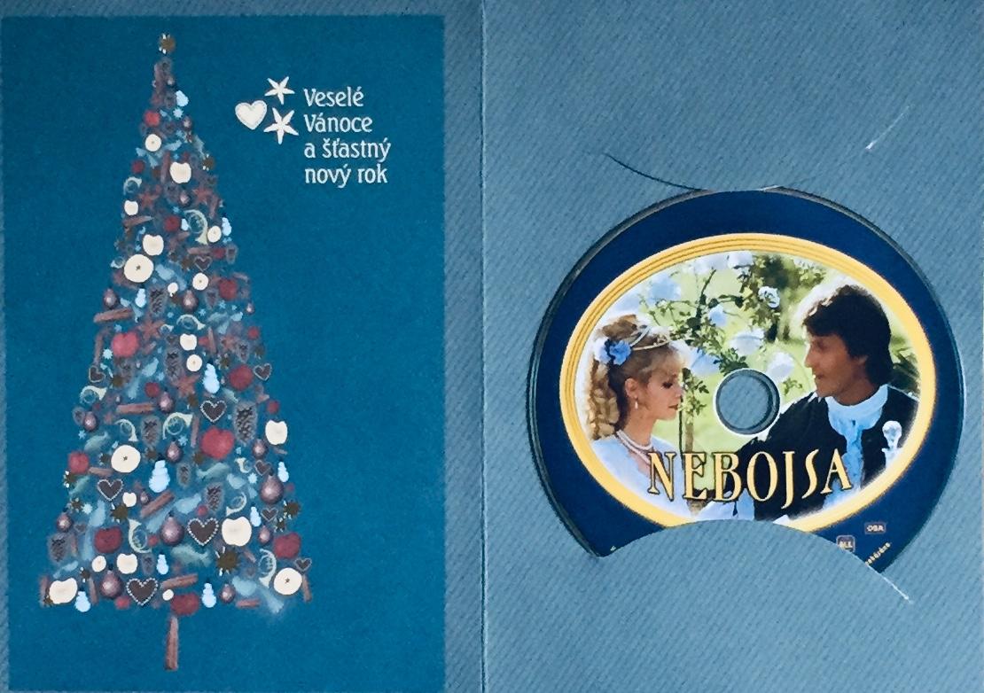 Nebojsa - DVD /dárkový obal/