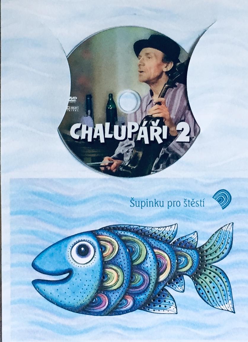 Chalupáři 2 - DVD /dárkový obal/