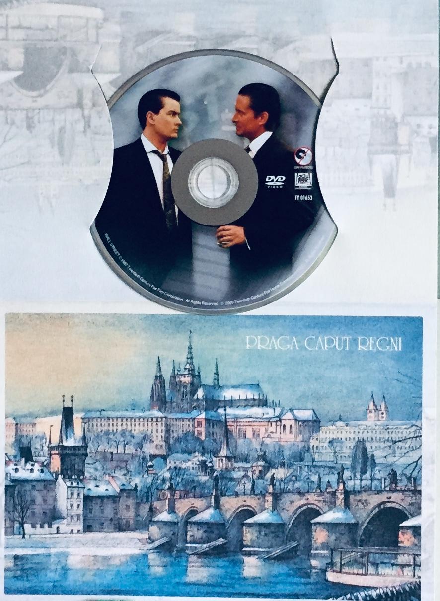 Wall Street - DVD /dárkový obal/