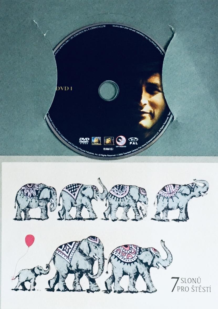 Butch Cassidy a Sundance Kid - DVD /dárkový obal/