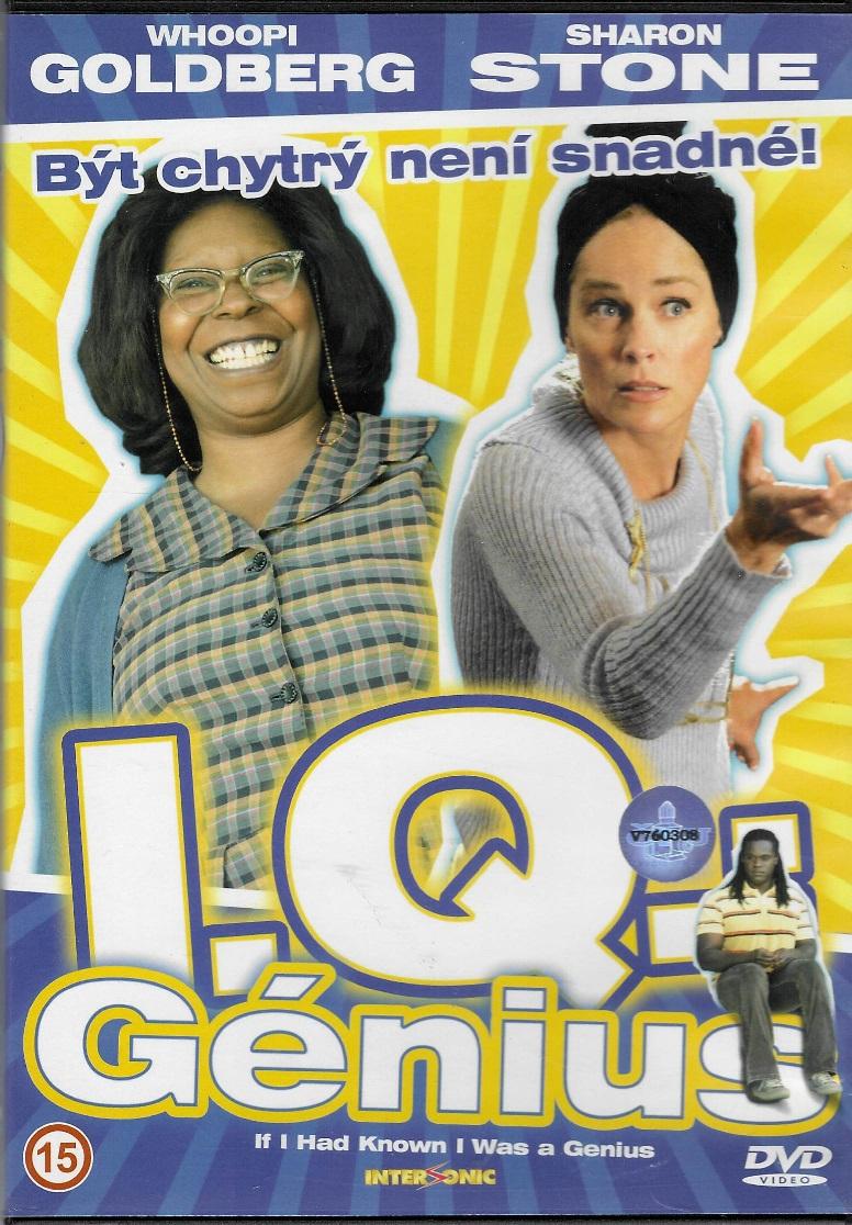 I.Q. Génius - DVD plast