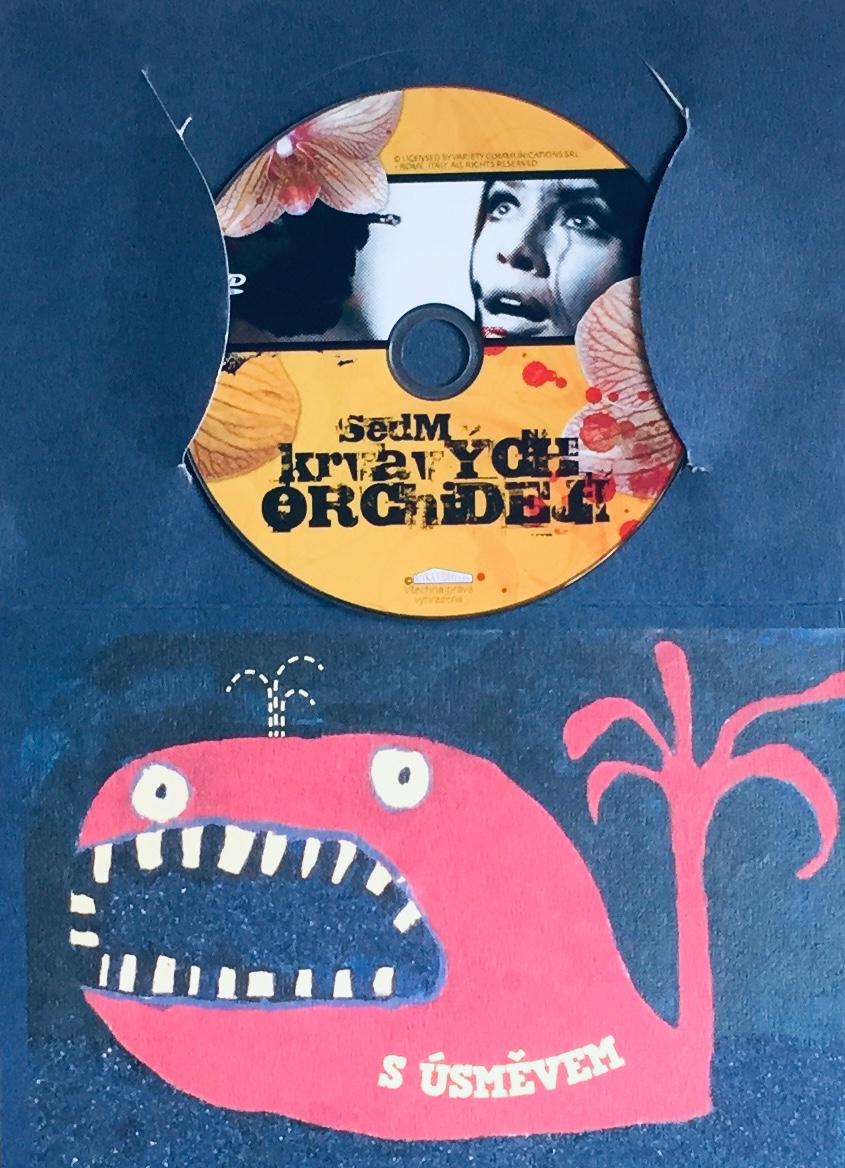 Sedm krvavých orchidejí - DVD /dárkový obal/