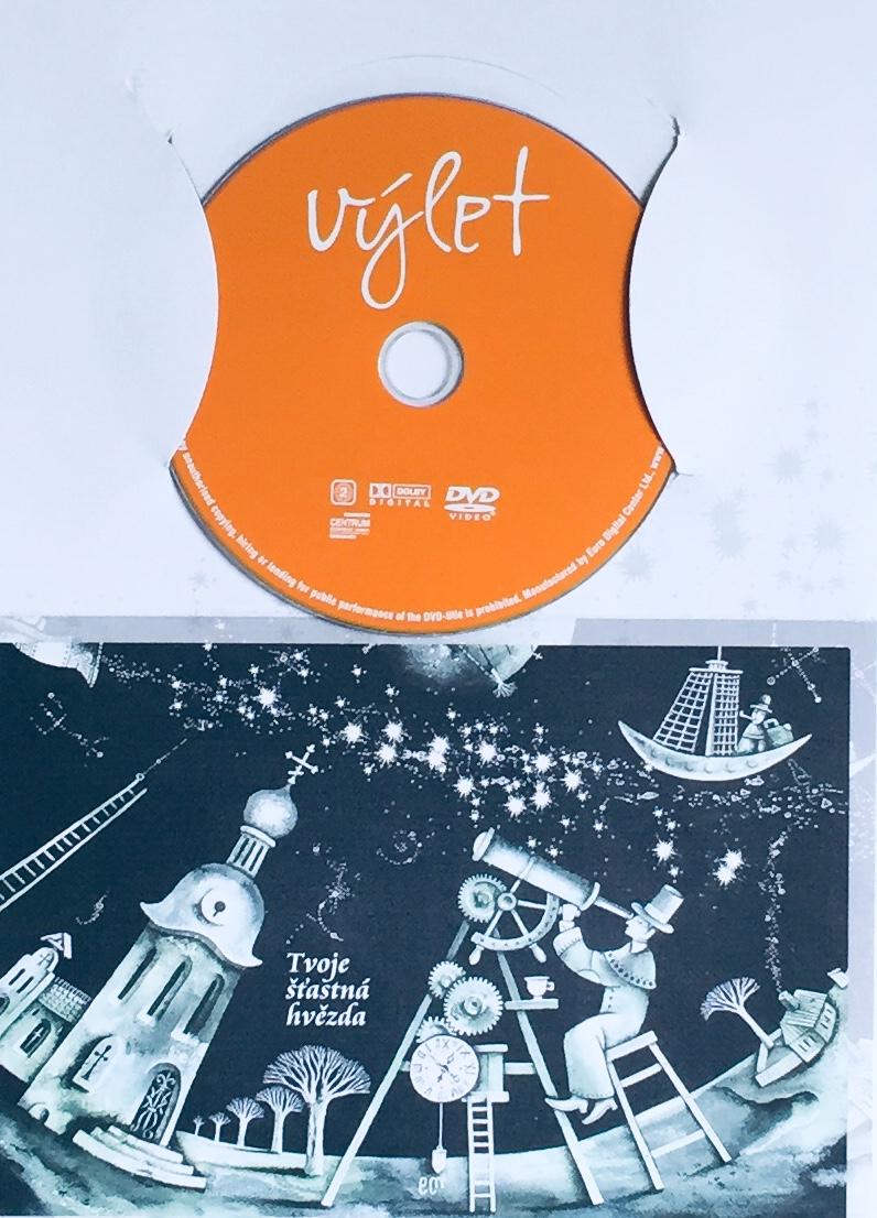 Výlet - DVD /dárkový obal/