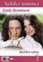 Kolekce romancí 2 - Emily Brontëová: Bouřlivé výšiny - část 1. - DVD