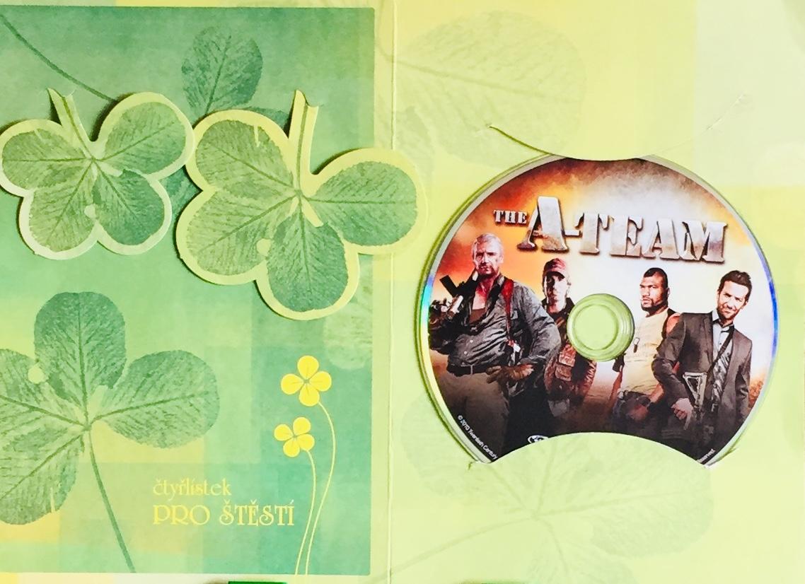The A-Team / A-Team - Poslední mise - DVD /dárkový obal/