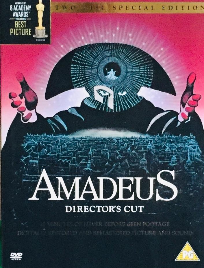 Amadeus - Two-Disc Special Edition - v originálním znění bez CZ titulků - 2xDVD /digipack v šubru/