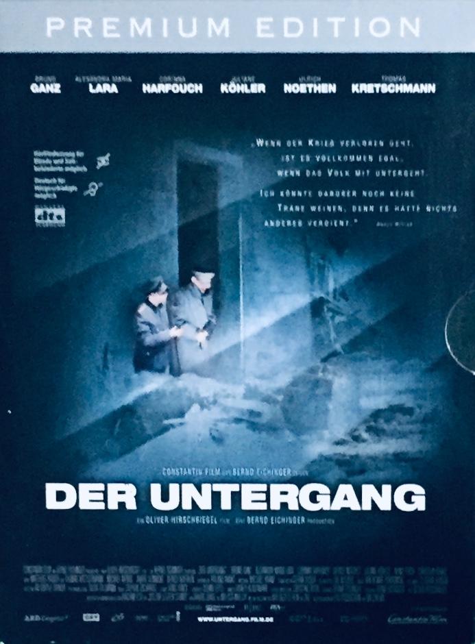 Der Untergang / Pád Třetí říše - Premium Edition - v originálním znění bez CZ titulků - 2xDVD /digipack v šubru/