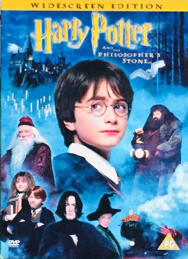 Harry Potter and the Philosopher's Stone /  Harry Potter a Kámen mudrců - v originálním znění bez CZ titulků - 2xDVD /digipack v šubru/
