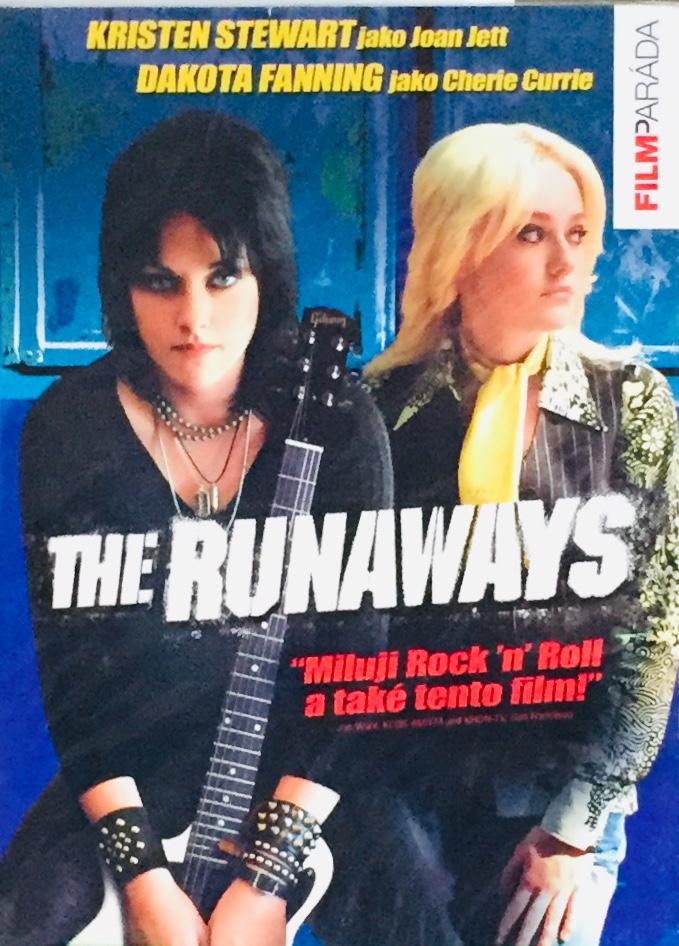 The Runaways - DVD /digipack/