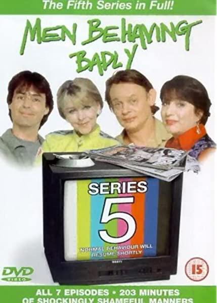 Men Behaving Badly - Series 5 - v originálním znění bez CZ titulků - DVD /plast/