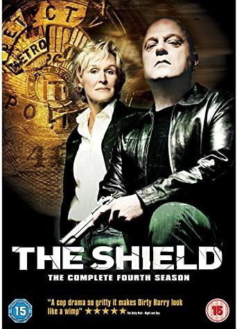 The Shield / Policejní odznak - The Complete Fourth Season - v originálním znění bez CZ titulků - 4xDVD /digipack v šubru/