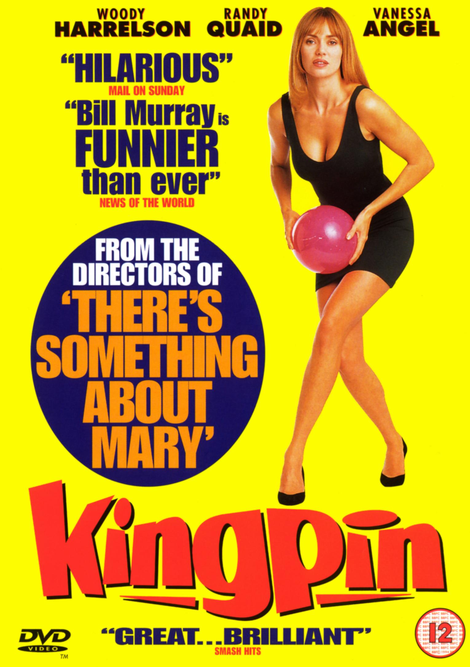 Kingpin - v originálním znění bez CZ titulků - DVD /plast/