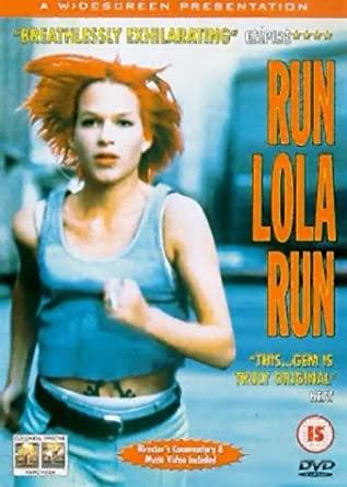 Run Lola Run / Lola běží o život - v originálním znění bez CZ titulků - DVD /plast/