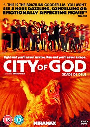 City of God / Město bohů - v originálním znění bez CZ titulků - DVD /plast/