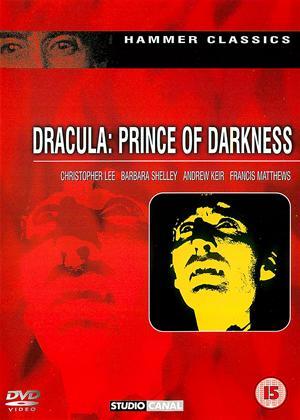Dracula: Prince of Darkness - v originálním znění bez CZ titulků - DVD /plast/
