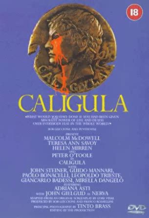 Caligula - v originálním znění bez CZ titulků - DVD /plast/