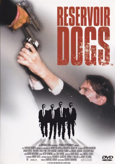 Reservoir Dogs / Gauneři - v originálním znění bez CZ titulků - DVD /plast/
