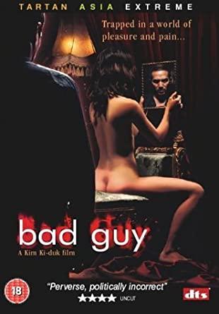 Bad Guy / Drsňák - v originálním znění bez CZ titulků - DVD /plast/