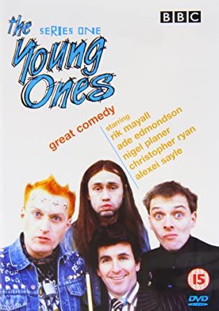 The Young Ones / Mladí v partě - Series One - v originálním znění bez CZ titulků - DVD /plast/