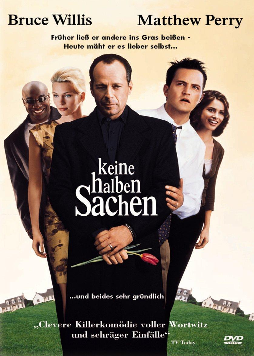 Keine Halben Sachen / Můj soused zabiják - v originálním znění bez CZ titulků - DVD /plast/