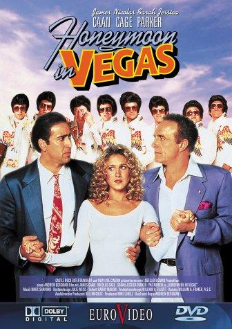 Honeymoon in Vegas / Líbánky v Las Vegas - v originálním znění bez CZ titulků - DVD /plast/
