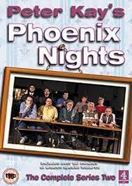 Peter Kay's Phoenix Nights - The Complete Series Two - v originálním znění bez CZ titulků - DVD /plast/