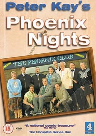 Peter Kay's Phoenix Nights - The Complete Series One - v originálním znění bez CZ titulků - DVD /plast/