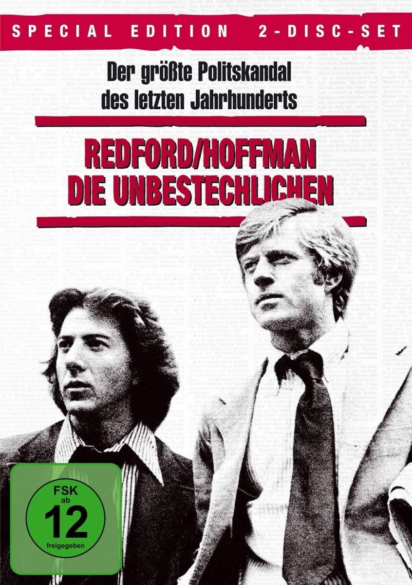 Die Unbestechlichen / Všichni prezidentovi muži - Special Edition 2-Disc-Set - v originálním znění bez CZ titulků -2xDVD /plast/