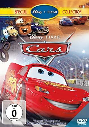 Cars - Special Collection - v originálním znění bez CZ titulků - DVD /plast/