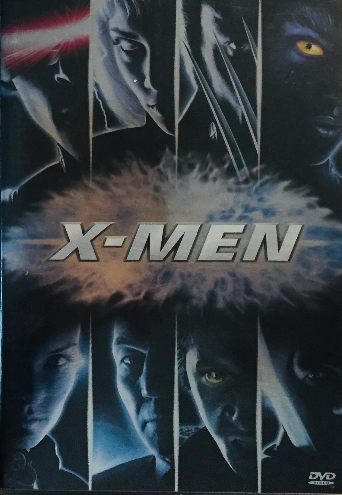 X-Men - v originálním znění bez CZ titulků - DVD /plast/