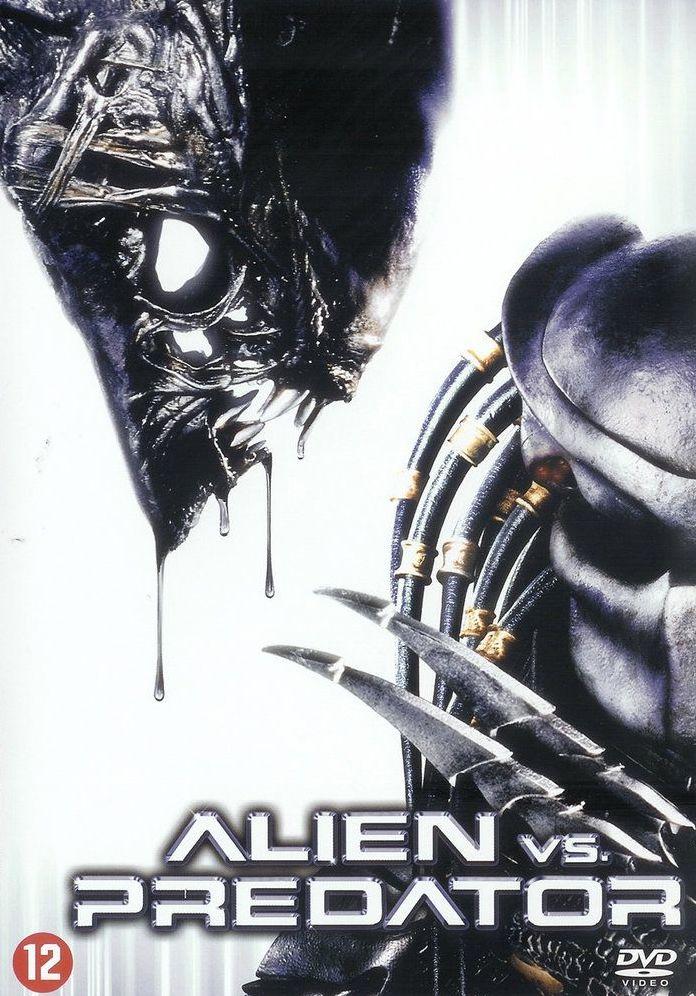 Alien vs. Predator / Vetřelec vs. Predátor - v originálním znění bez CZ titulků - DVD /plast/