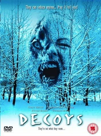 Decoys / Návnada - v originálním znění bez CZ titulků - DVD /plast/