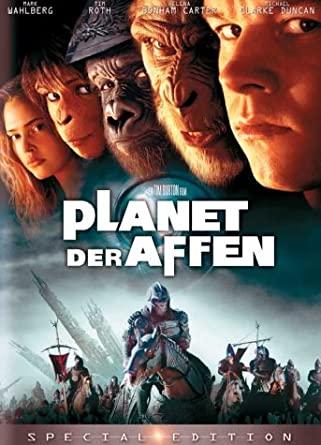 Planet der Affen / Planeta opic - Special Edition - v originálním znění bez CZ titulků - 2xDVD /plast/