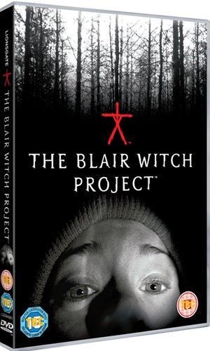 The Blair Witch Project / Záhada Blair Witch - v originálním znění bez CZ titulků - DVD /plast/