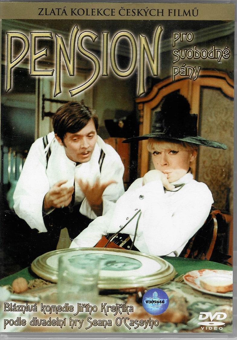 Pension pro svobodné pány - DVD plast