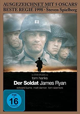 Der Soldat James Ryan /Zachraňte vojína Ryana - v originálním znění s CZ titulky - 2xDVD /plast/