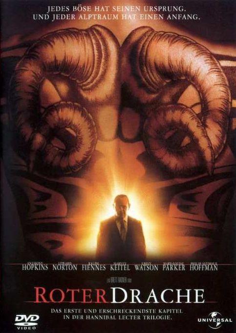 Roter Drache / Červený drak - 2 Disc Edition - v originálním znění bez CZ titulků - 2xDVD /plast/